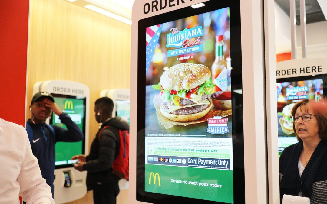 Your New McDonald's
