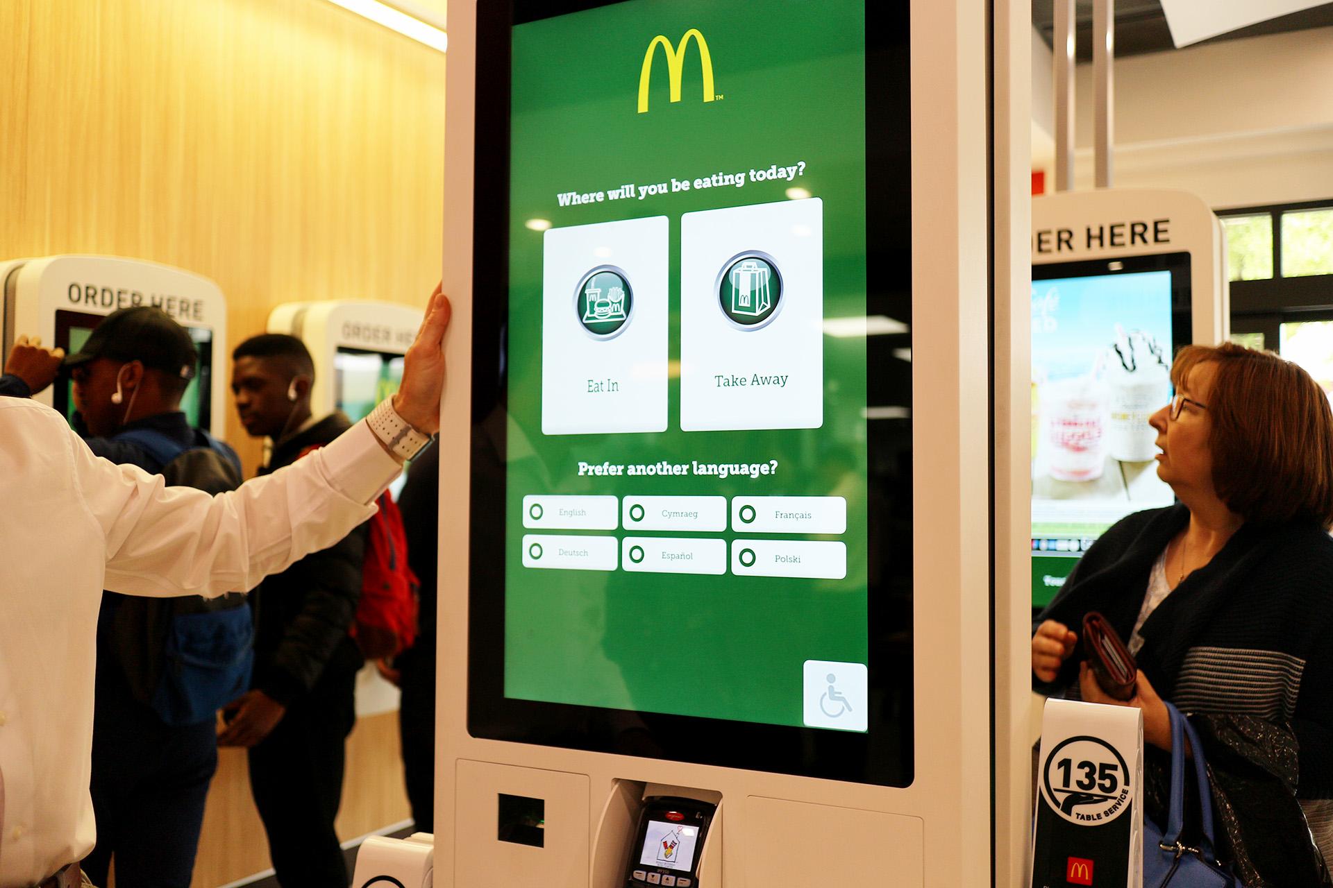 Your New McDonald's #YourNewMcDonalds