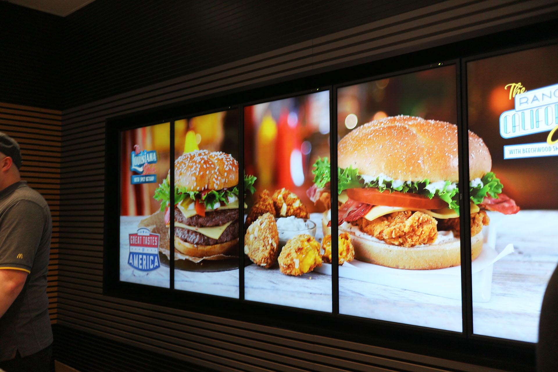 McDonald's - behind the scenes