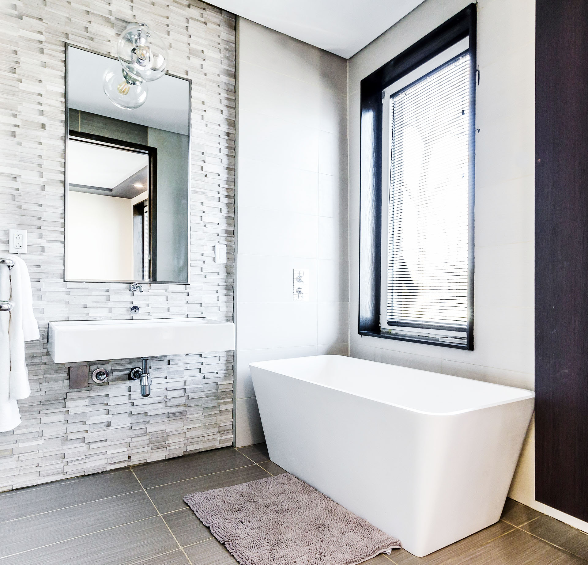 How To Create A Relaxing Bathroom ⋆ Nicola Says