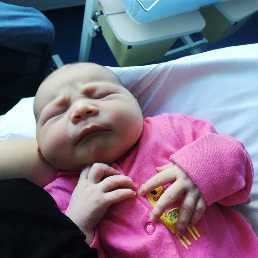 Birth story - Nicola Says