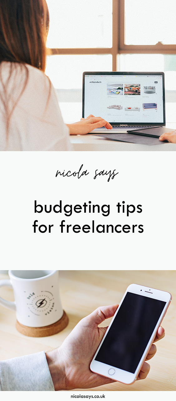 Budgeting tips for freelancers - How to manage finances better as a freelancer, a guest post from FSB