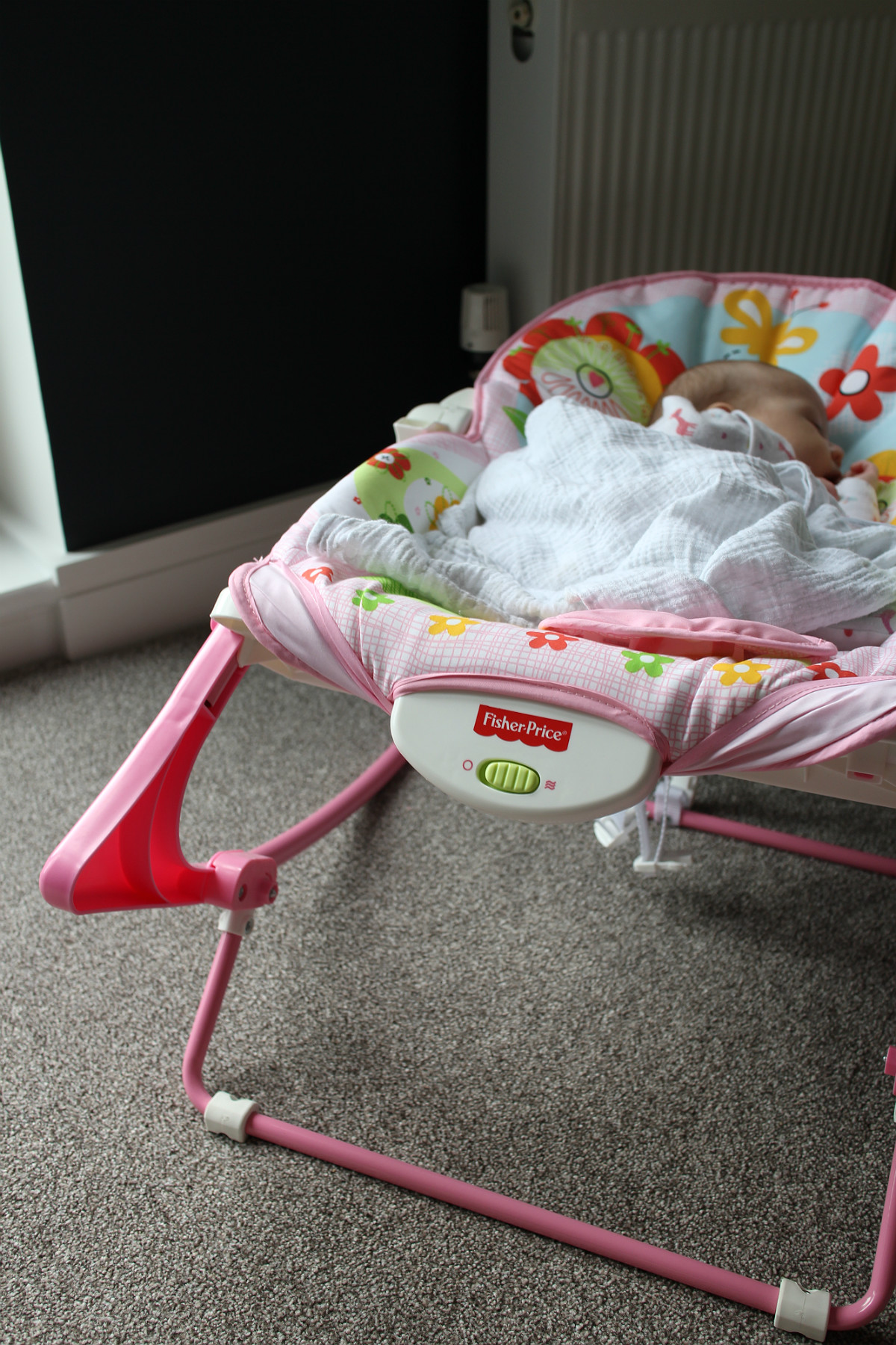 Fisher Price Infant to Toddler Rocker Review ⋆ Nicola Says