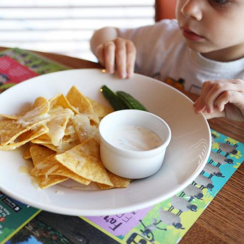 Fussy eating preschooler update