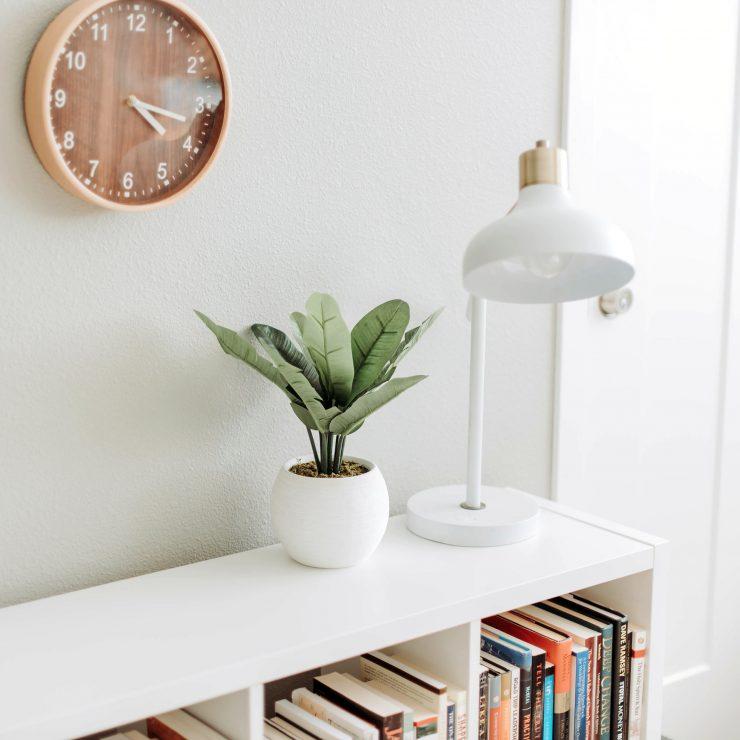 How to de-stress a room