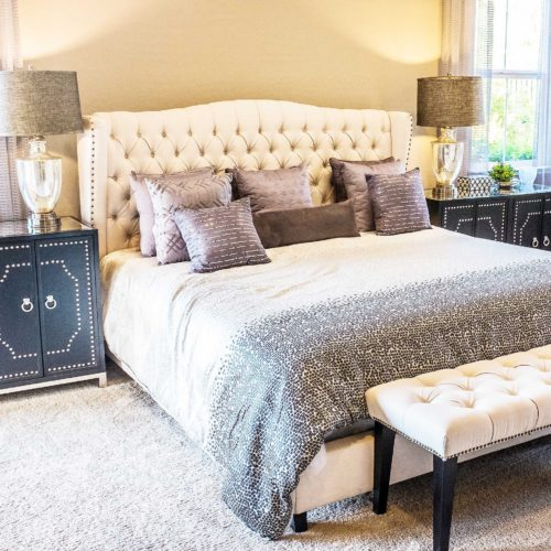 How to turn your bedroom into a luxurious boudoir with these five tips