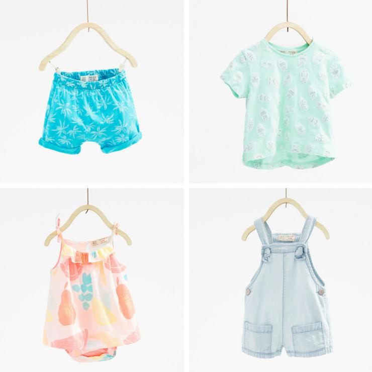 Zara SS 16 Sale - Top baby and kidswear picks