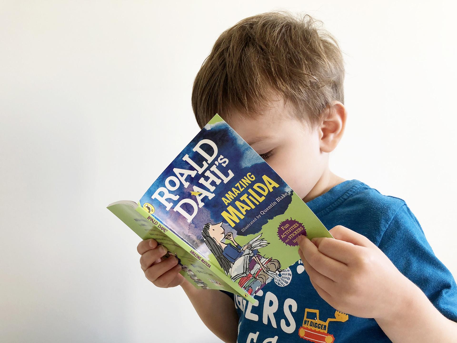 McDonald's Happy Readers campaign - Roald Dahl
