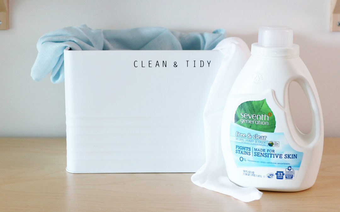 Easy Green Cleaning with Seventh Generation