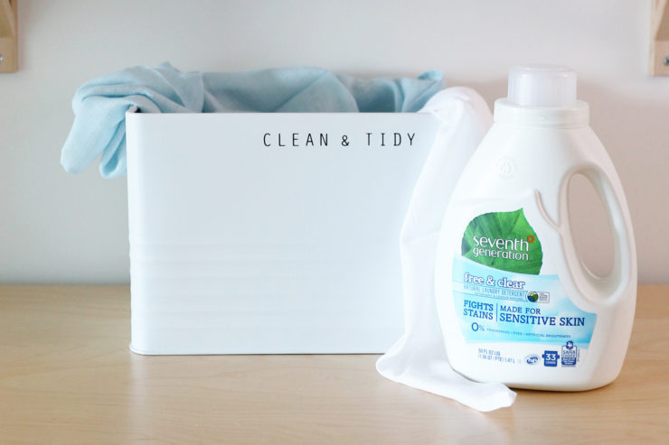 Green cleaning with Seventh Generation #ComeClean